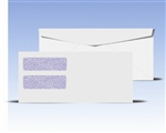 #10 Double Window Envelopes - Regular Gum Seal, # 14055