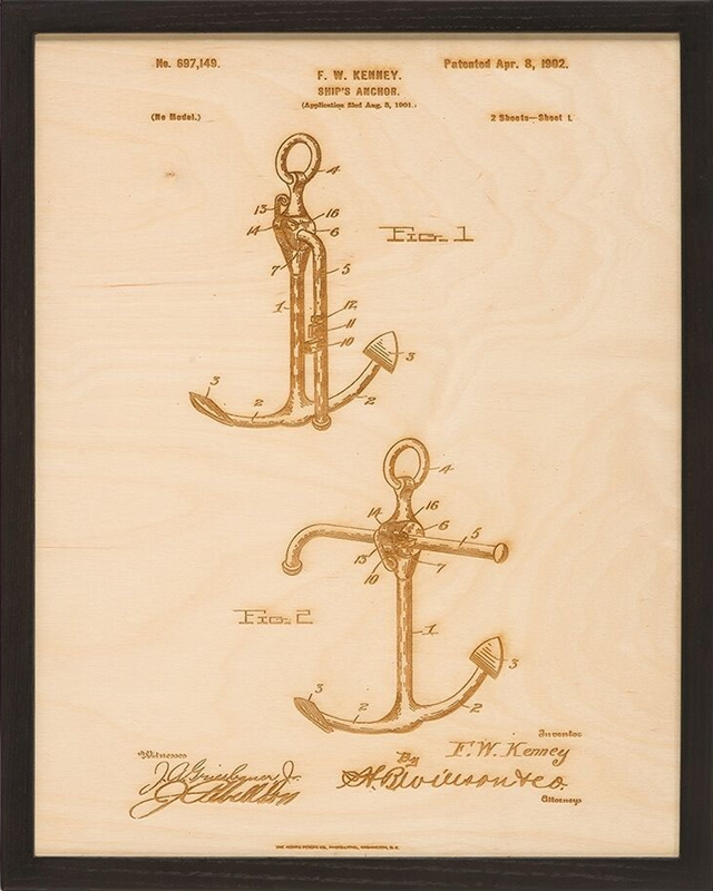 Anchor Patent Art