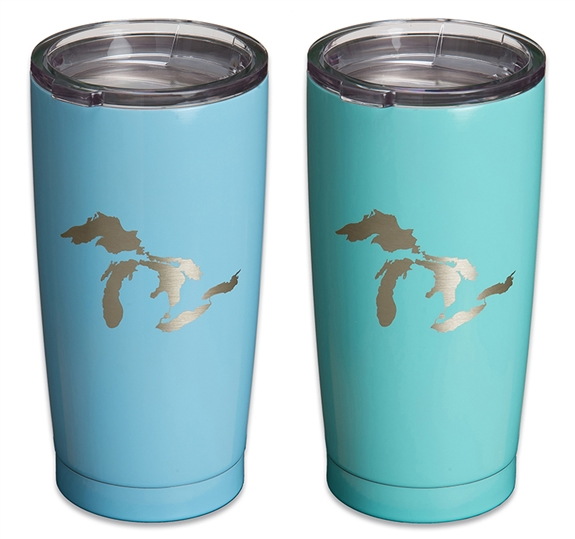 Great Lakes 20 Oz Stainless Vacuum Insulated Tumbler