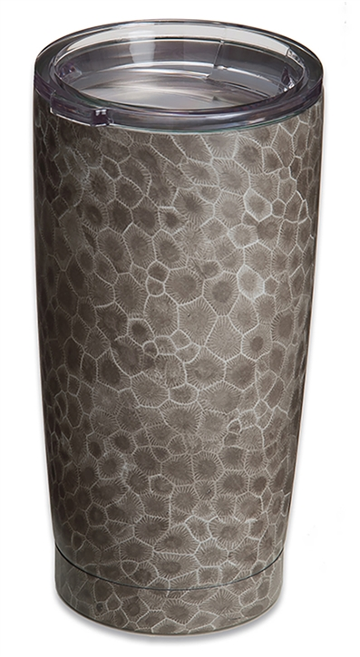 Petoskey Stone 20 Oz Stainless Vacuum Insulated Tumbler