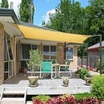 16' Square Sun Sail Shade