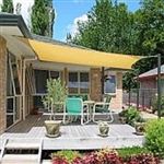 20' Square Sun Sail Shade