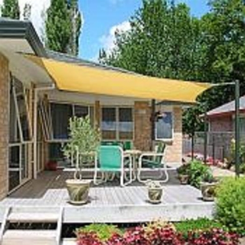 20 X Square Sun Sail Shade