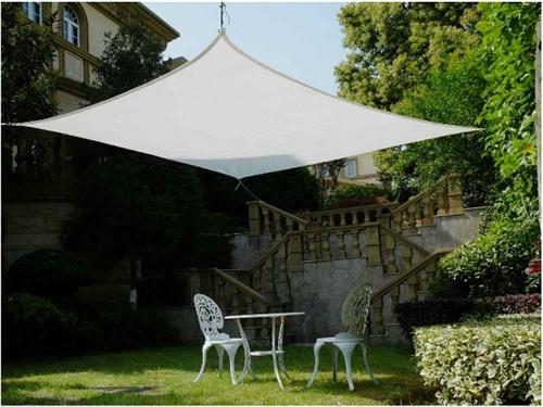 List Price $289.95 & 20u0027x16u0027 Extra Large Rectangle Sun Sail Shade