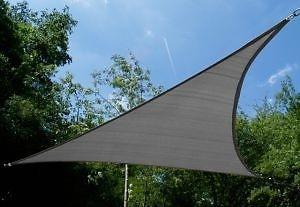 8 X8 X8 Triangle Sun Sail Shade