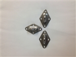 Padeye Set (for Triangle) - Stainless Steel