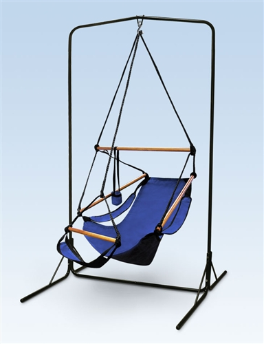 Oval_Frame_Hammock_Chair_Stand 2