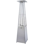 Pyramid Stainless Steel Patio Heater
