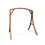 Wooden Arch Hammocks Cypress Swing Stand
