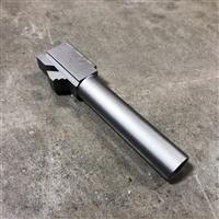 Match Grade Glock 19 Barrel - USA Made - Non Threaded