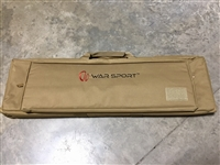 "36"" Warsport Soft Rifle Case - FDE"