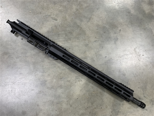 "16"" M4 5.56 Upper Assembly - NoBCG/CH"