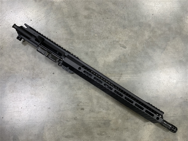 "16"" M4 Lightweight 5.56 Upper Assembly - NoBCG/CH"