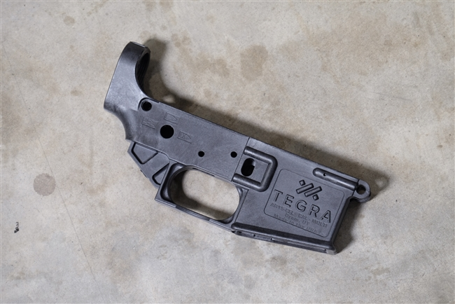Tegra Carbon Fiber Composite Lower - RESTRICTED