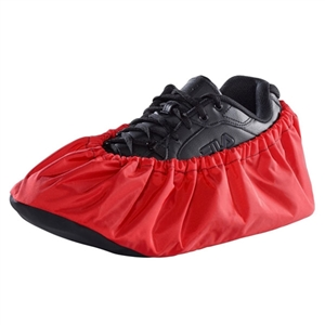 Reusable Pro Shoe Covers - Red