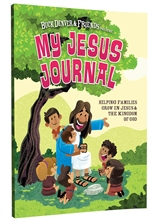My Jesus Journal Activity Book