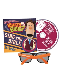 VBS CD and Summer Fun Sunglasses - pack of 20