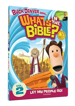 What's in the Bible? - Vol 2 Let my people go