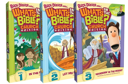 Church Edition Volumes 1 - 3