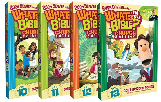 Church Edition New Testament Curriculum Bundle