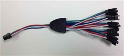 1 to 5 Splitter for RGB LEDs