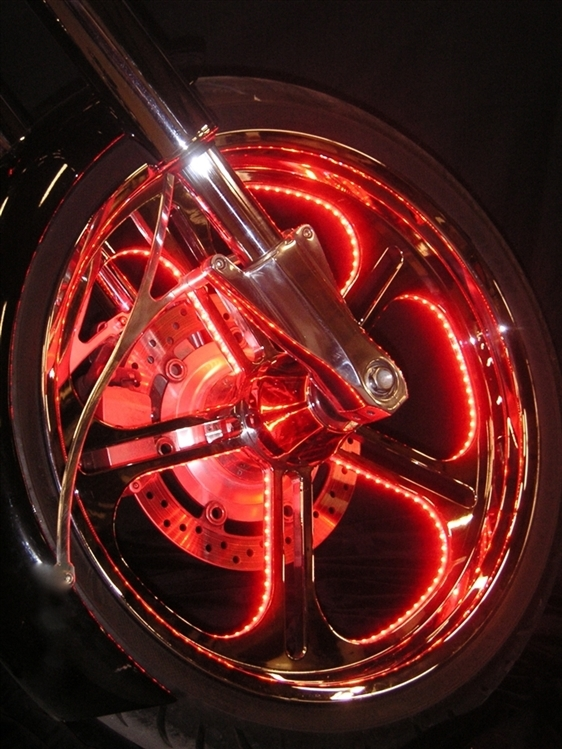 PowerPUC-G5 Bagger Kits - Dynamic Color Changing LEDs
