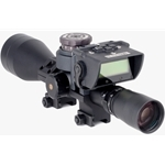 BARRETT BORS System with Leupold Mark 4 4.5-14x50mm Non-Illuminated Scope, with Barrett ZeroGap Ultra High Rings Included