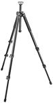Manfrotto Bogen 294 Aluminum 3 Section (Black) Tripod