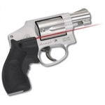 CRIMSON TRACE Lasergrip Smith & Wesson J Frame Round Butt (polymer grip) Front Activation