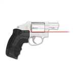 CRIMSON TRACE Lasergrip Smith & Wesson J-Frame Round Butt
