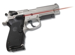 CRIMSON TRACE Lasergrip Smith & Wesson 3rd Gen. Full-Size, Double Stack Dual Side Activation