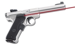 CRIMSON TRACE Lasergrip Ruger Mark II & III Front Activation