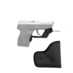 CRIMSON TRACE Laserguard Taurus TCP With Holster