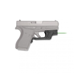 CRIMSON TRACE Laserguard GLOCK 42 and 43 Green