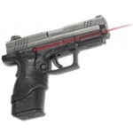 CRIMSON TRACE Lasergrip Springfield Armory XD9/40 Front Activation