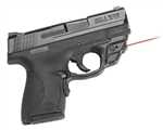 CRIMSON TRACE Laserguard Smith & Wesson M&P Shield Front Activation