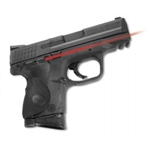 CRIMSON TRACE Lasergrip Smith & Wesson M & P Compact Rear Activation