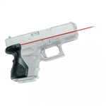 CRIMSON TRACE Lasergrip Glock Sub-Compact Rear Activation