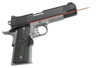CRIMSON TRACE Lasergrip 1911 Full Size (Government & Commander) Master Series G10 Green Front Activation