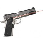 CRIMSON TRACE Lasergrip 1911 Full Size (Government & Commander) Master Series G10 Black Front Activation