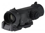 ELCAN SpecterDR Dual Role 1-4x Optical Sight, 7.62 (CX5396 ballistic reticle), w/ integral A.R.M.S. Picatinny mount