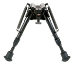HARRIS 6 to 9 inch Leg Notch Swivel Bipod