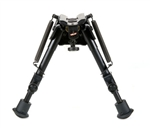 HARRIS 6 to 9 inch Swivel Bipod