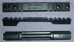 KEN FARRELL Belgium Mauser in Steel Black Matte - 0 MOA base