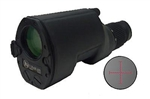 KRUGER  Lynx Tactical 7-25x50mm Straight Spotting Scope with Illuminated Mil-Dot Reticle