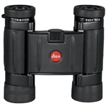 LEICA 8X20mm BCA Black Trinovid Binocular (Rubber Armor) with Case