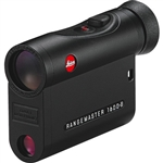 LEICA CRF 1600-B - Black - 1,600 yard range - measures in yards or meters