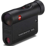 LEICA CRF 1000-R - Black - 1,000 yard range - Measures in yards or meters