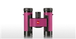 LEICA 8x20mm Ultravid Colorline (Cherry Pink) Binoculars