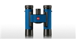 LEICA 10x25mm Ultravid Colorline (Capri Blue) Binoculars
